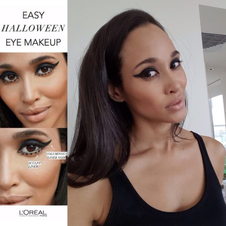 Halloween MakeUp Removal Tips, From the L'Oreal MakeUp Set